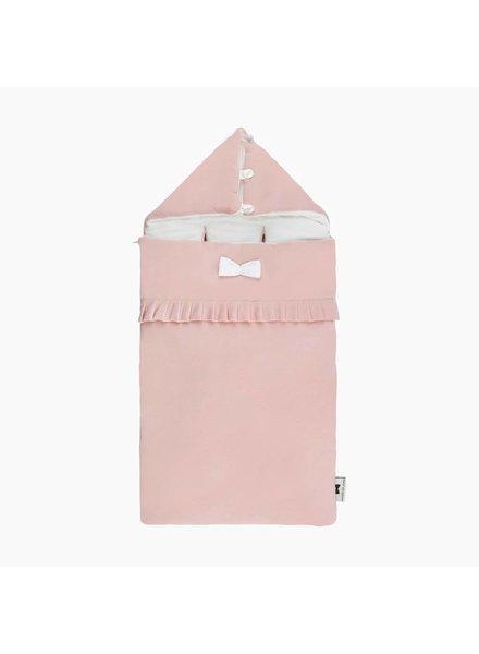 House of Jamie Reisslaapzak - Powder Pink