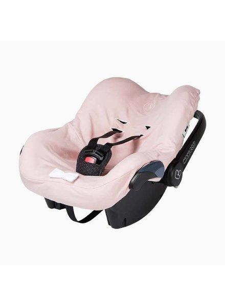 Autostoelhoes - Pink & Stone