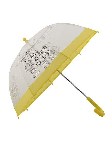 Bloomingville Kids Umbrella Clear