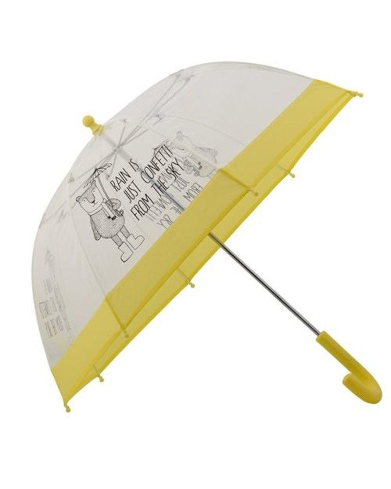 Bloomingville Kids Umbrella Clear