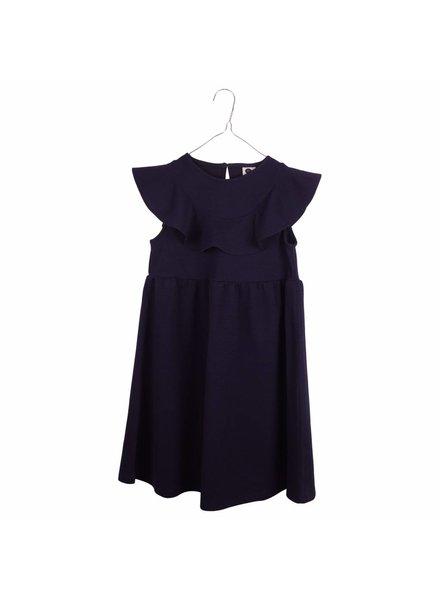 Krutter Dress Navy - Spinlon