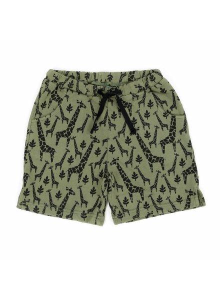 Liv + Lou Shorts Obi - Jungle Girafs