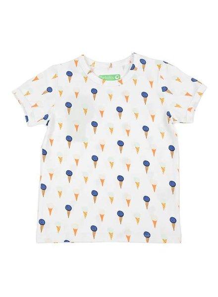 Lily-Balou T-shirt Leo - Ice Cream