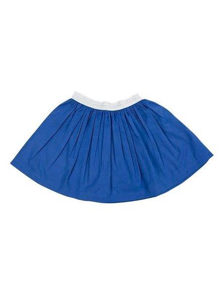 Lily-Balou Poplin Skirt Adele - Dazzling Blue
