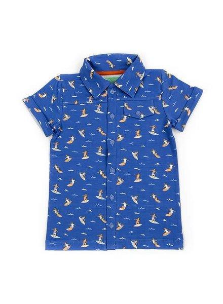 Lily-Balou Shirt Jeff - Surfers