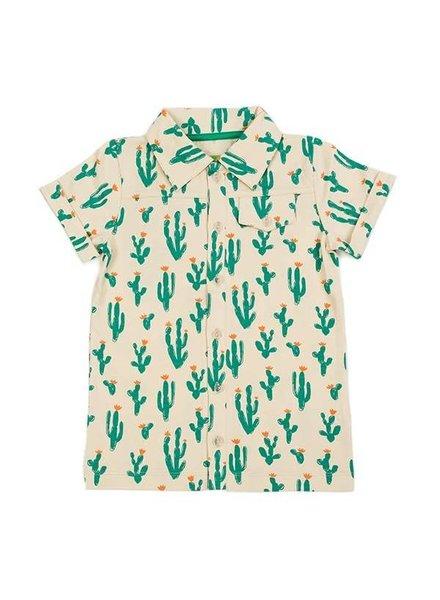 Lily-Balou Shirt Jeff - Cactus