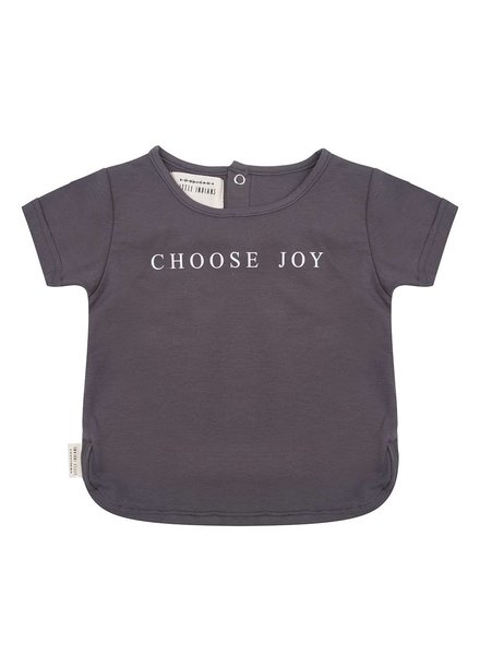 Little Indians T-shirt Choose Joy - Pavement