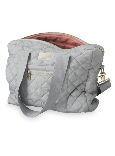 Cam Cam Nursing bag coated grey