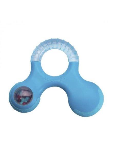 Suavinex Bijtring - Stap 3 - +6M - blue