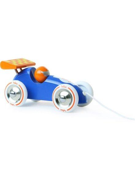 Vilac Race trekauto blauw/oranje