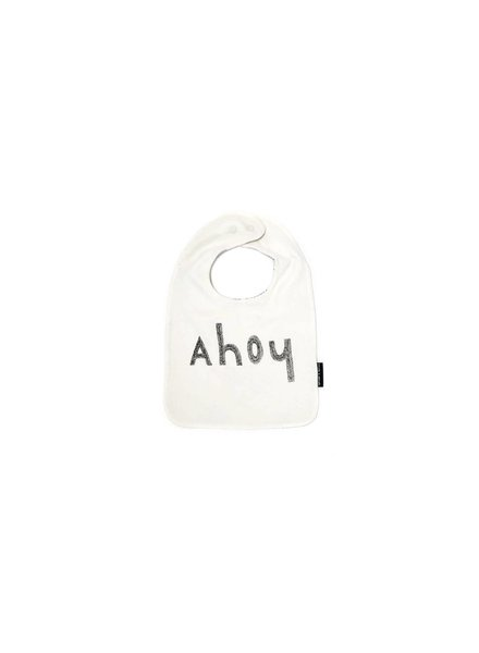 Sproet & Sprout Bib Ahoy Off-white