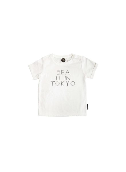 Sproet & Sprout T-shirt K/M Sea you in Tokyo