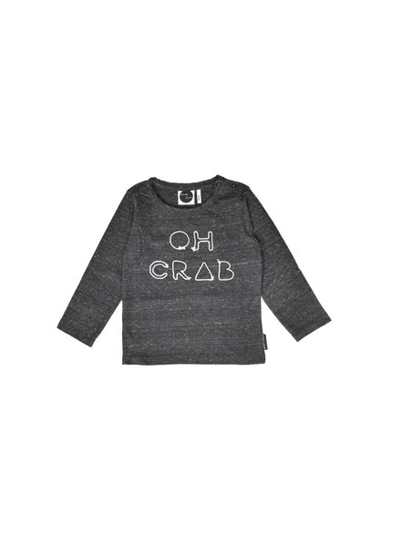 Sproet & Sprout T-shirt L/M Oh Crab