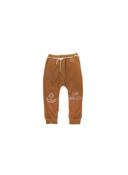 Sproet & Sprout Pants Oh Crab Caramel