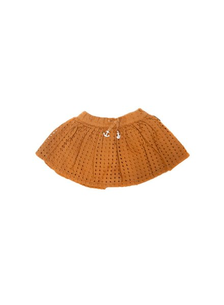 Sproet & Sprout Skirt Lace Caramel