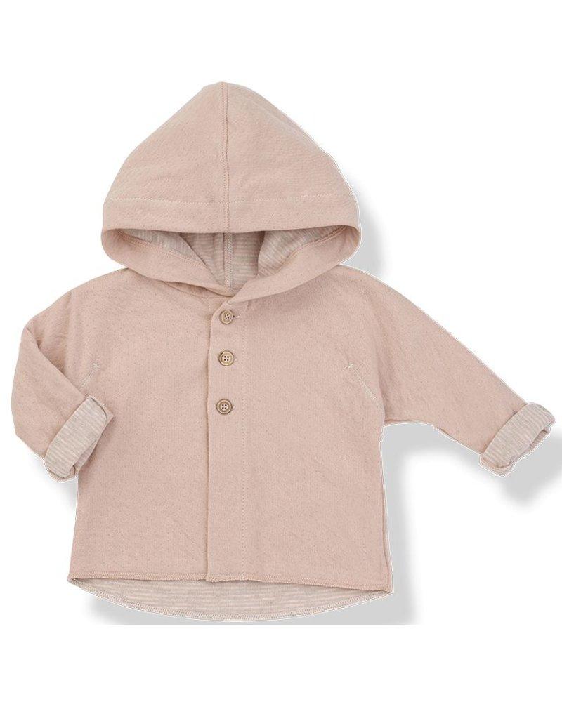 1 + In the Family Barcelo - hood jacket - alba