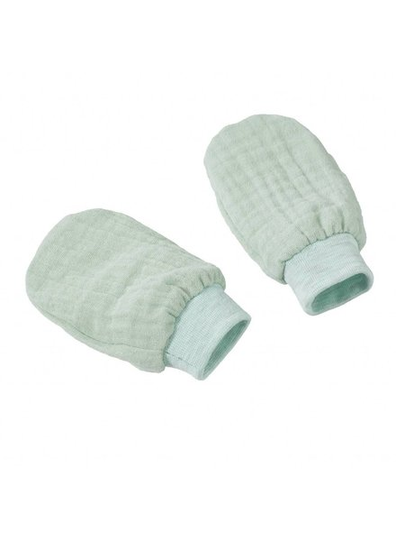 Cottonbaby Krabwantjes soft mint