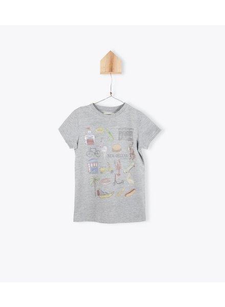 """Arsene et les Pipelettes T-Shirt """"New Orleans"""""""