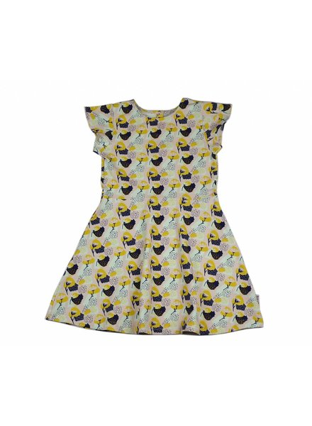 Baba Babywear Butterfly dress - Mae