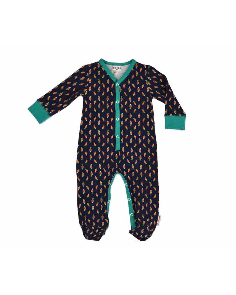 Baba Babywear Kruippakje - Parrots