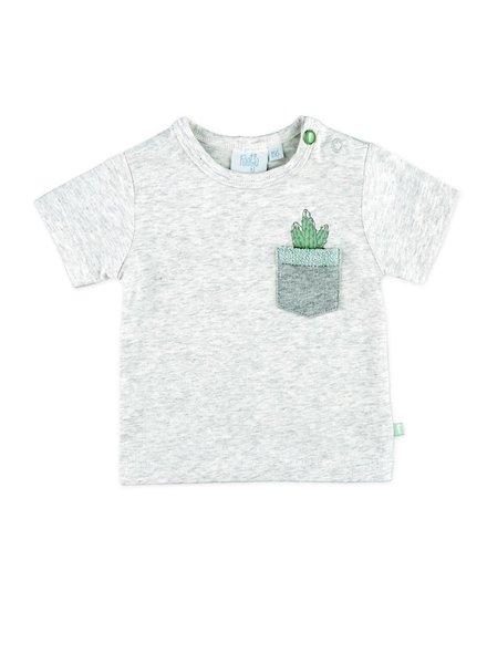 Feetje T-shirt - Hello cactus