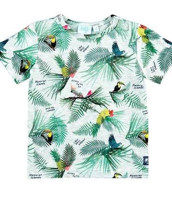 Feetje T-shirt - Mini Island