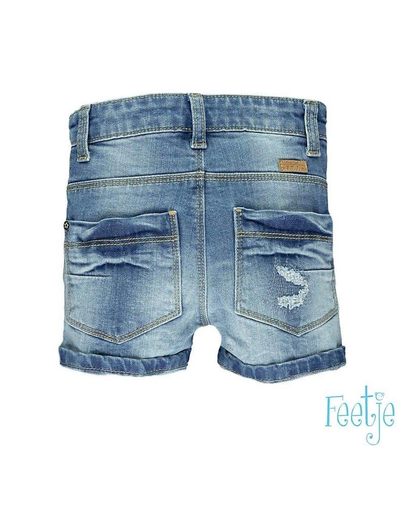 Feetje Short - Denim Boy