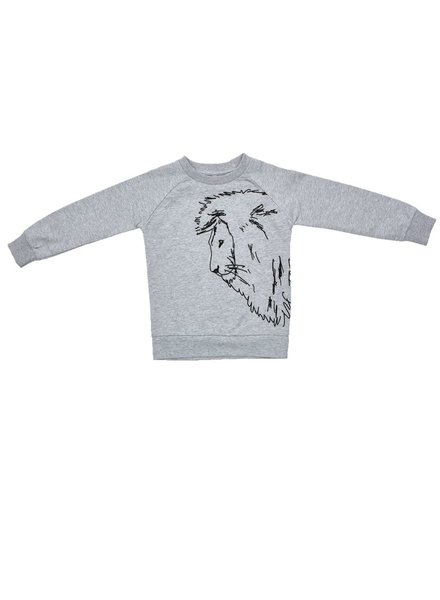 Iglo and Indi Sweater - Heather lion