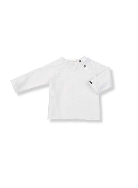 1 + In the Family ELLIOT - long sleeve t-shirt - white