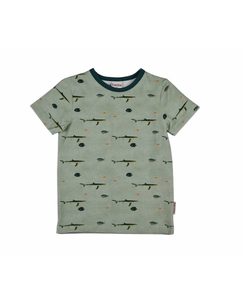 Baba Babywear T-shirt - Fish