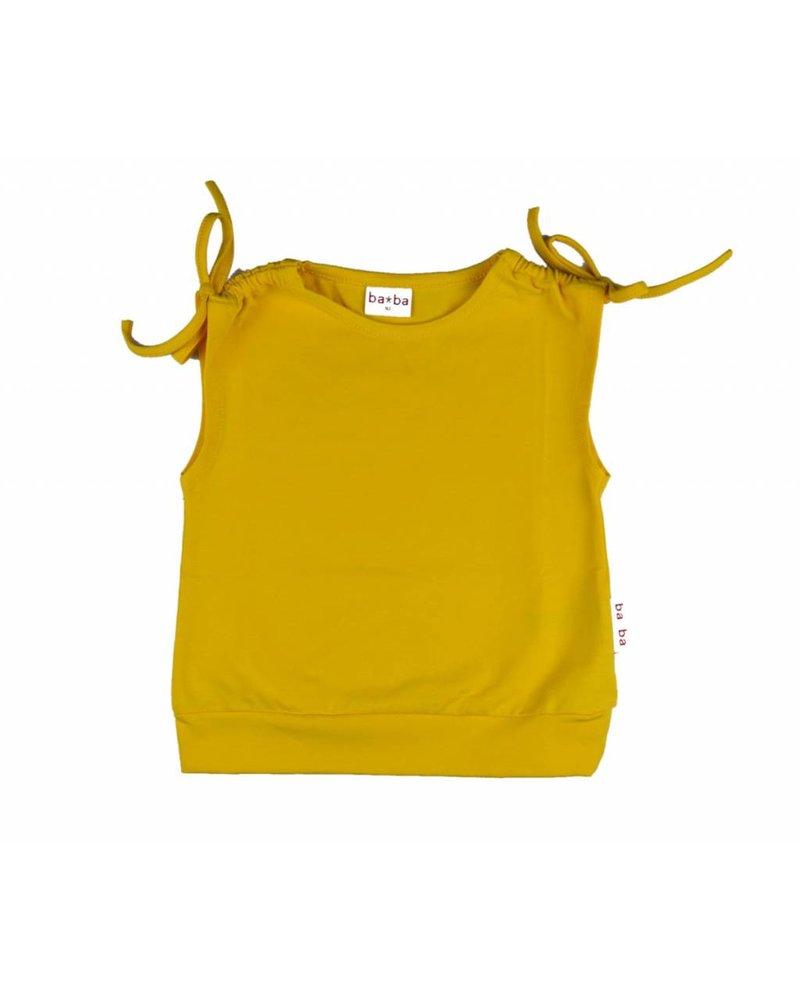 Baba Babywear T-shirt- yellow