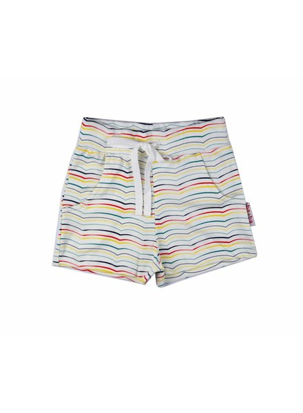 Baba Babywear Girls short - stripes