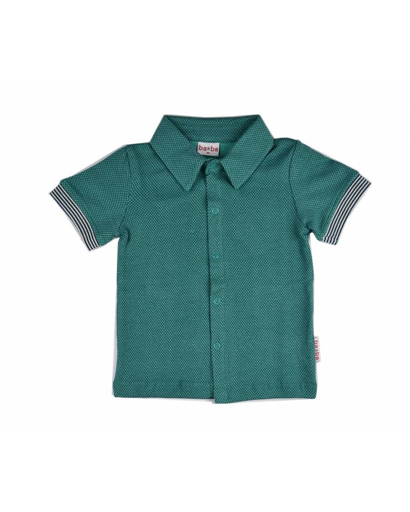 Baba Babywear T-shirt - double knitted dots