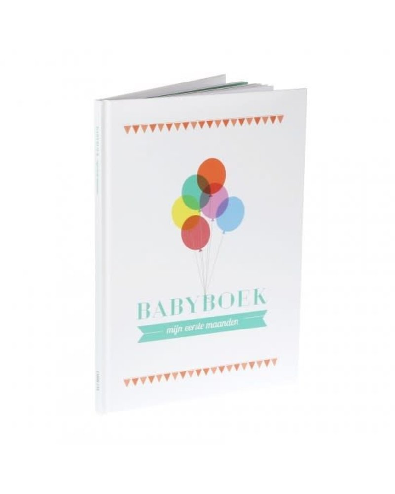 Carrie Can Babyboek