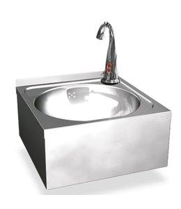 handwaschbecken auf geschlossenem unterbau gastro expert24. Black Bedroom Furniture Sets. Home Design Ideas