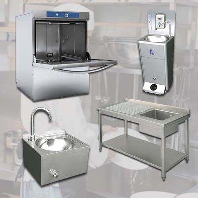 Spültechnik & Wäscherei