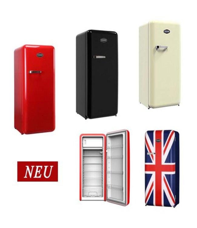 Retro Kühlschränke in 4 Designauswahlen - Gastro-Expert24