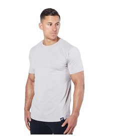 Physiq apparel Supreme lifestyle Tshirt - taupe grey
