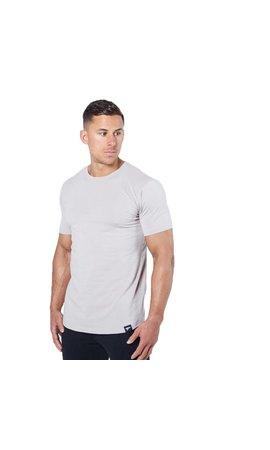 Physiq apparel Supreme lifestyle Tshirt - taupe grey