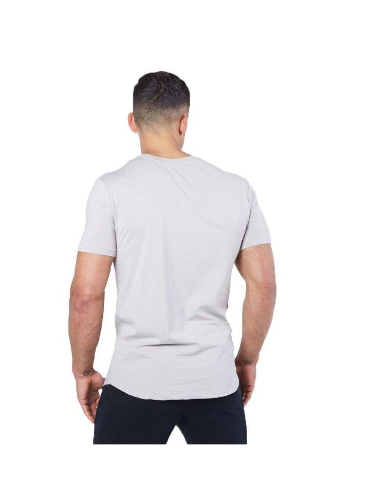 Physiq apparel Supreme lifestyle T-shirt - taupe grey