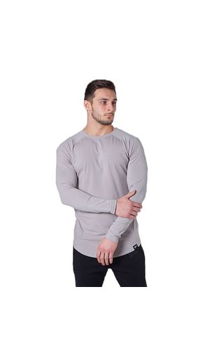 Physiq apparel Lifestyle longsleeve - Taupe grey