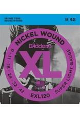 DAddario Nickel Wound XL