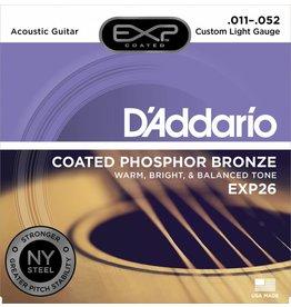 DAddario Coated Phosphor Bronze