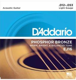 DAddario Phosphor Bronze