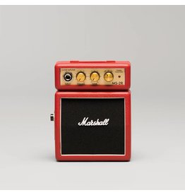 Marshall/Eden Red Micro Amp, MS-2R