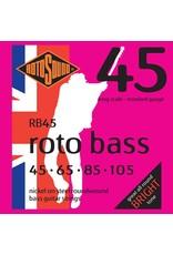 Rotosound Roto Bass, 45-105, RB45
