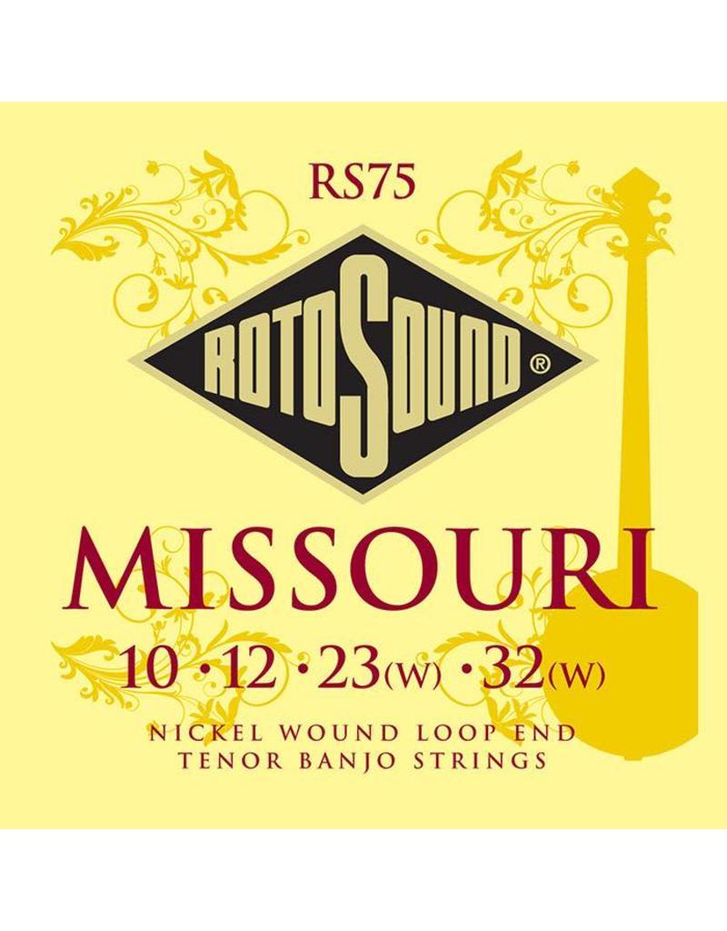 Rotosound Missouri Tenor Banjo, 10-32, RS75
