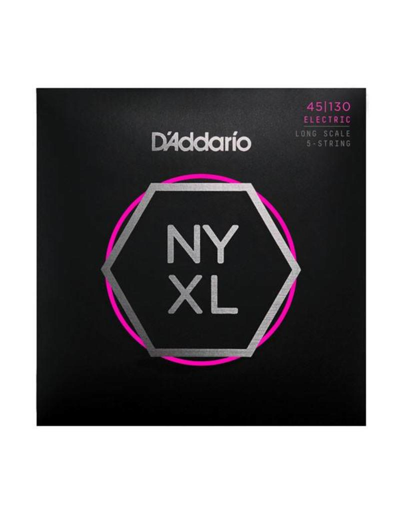 DAddario Long Scale 5 String, NYXL45130