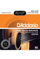 DAddario Coated 80/20 Bronze