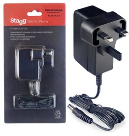 Stagg Power Adaptor, PSU-9V1AR-UK